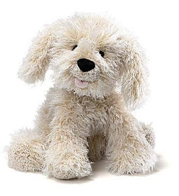 "Karina the Labradoodle Stuffed Dog - 10.5"" - Gund - Plush Friends"
