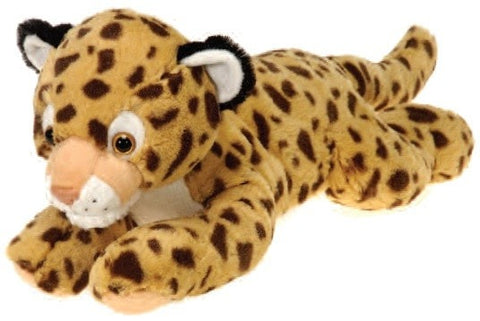 "Laydown Cheetah Stuffed Animal Large - 16.5"" - Fiesta - Plush Friends"