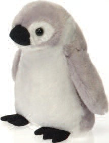 "Lil' Buddies Percy the Stuffed Animal Penguin Beanbag - 6"" - Fiesta - Plush Friends"