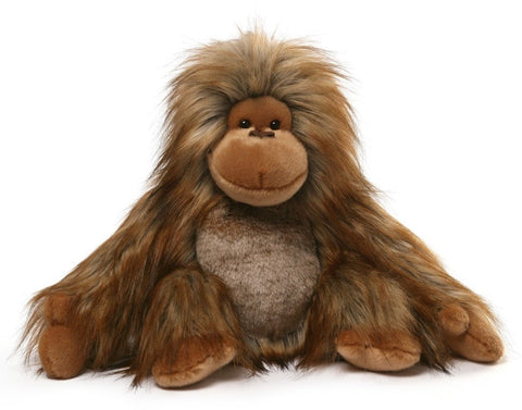 "Marley the Orangutan Monkey - 14"" - Gund - Plush Friends"
