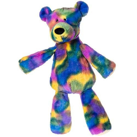 "Marshmallow Zoo Tie Dye Great Big Teddy Bear - 26"" - Mary Meyer - Plush Friends"
