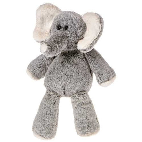 "Marshmallow Zoo Junior Elephant - 9"" - Mary Meyer - Plush Friends"