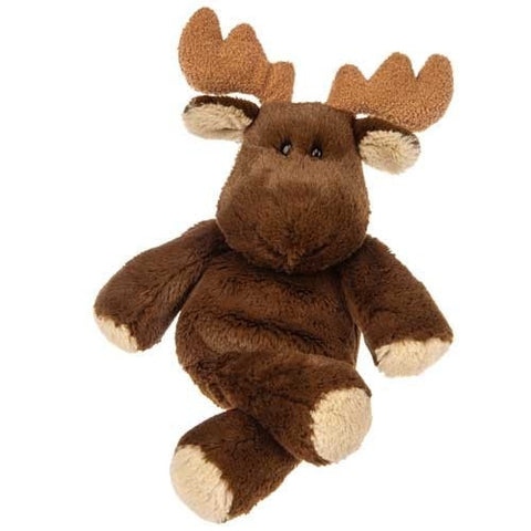 "Marshmallow Zoo Junior Moose Stuffed Animal - 9"" - Mary Meyer - Plush Friends"