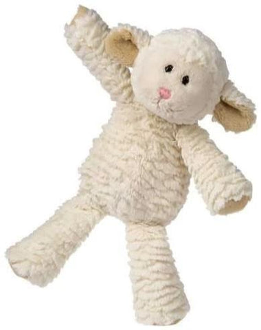 "Marshmallow Zoo Lamb Stuffed Animal - 13"" - Mary Meyer - Plush Friends"