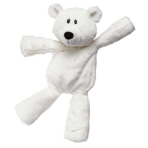 "Marshmallow Zoo Polar Bear Stuffed Animal - 13"" - Mary Meyer - Plush Friends"