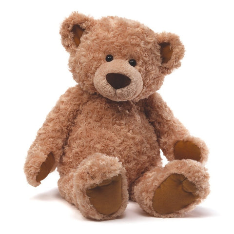 "Maxie Light Brown Teddy Bear - 22"" - Gund - Plush Friends"