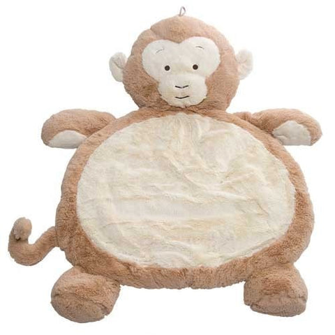 Monkey Blanket Bestever Baby Mat - 31' - Mary Meyer Baby - Plush Friends