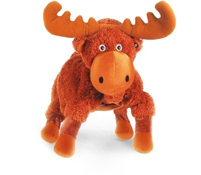 Mudd the Moose 3-in-1 Toy, Pillow, & Blanket - Zoobies - Plush Friends