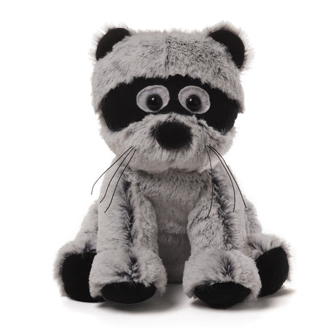 "Mushmellows Raccoon Stuffed Animal - 8"" - Gund - Plush Friends"
