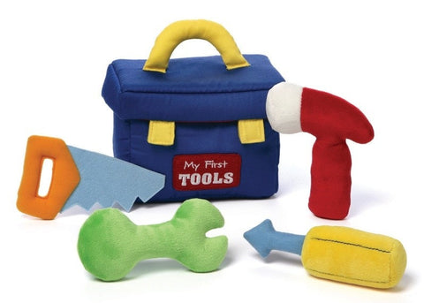 Baby Gund My First Tools 5 Piece Playset