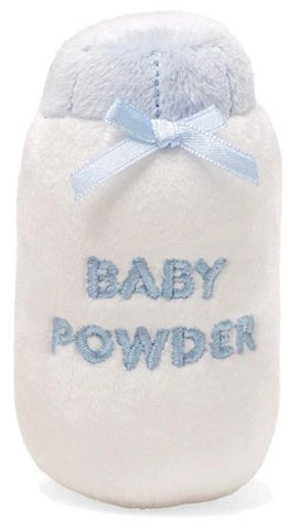 "Plush Baby Powder Chime Toy - 4"" - Baby Gund - Plush Friends"