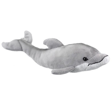 "Plush Dolphin - 9.5"" - Wildlife Artists - Plush Friends"