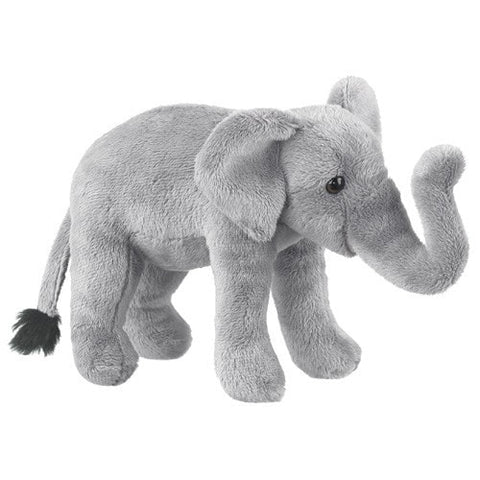 "Plush Elephant - 8.5"" - Wildlife Artists - Plush Friends"