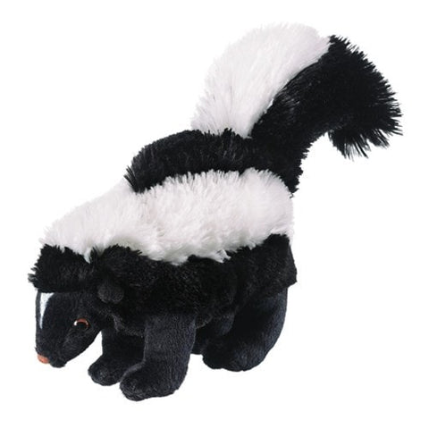 "Plush Skunk - 11"" - Wildlife Artists - Plush Friends"
