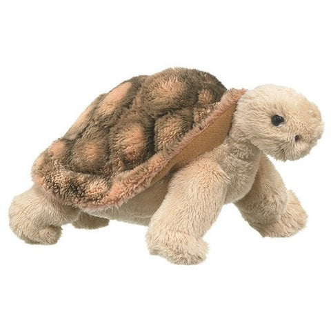 "Plush Tortoise - 8"" - Wildlife Artists - Plush Friends"