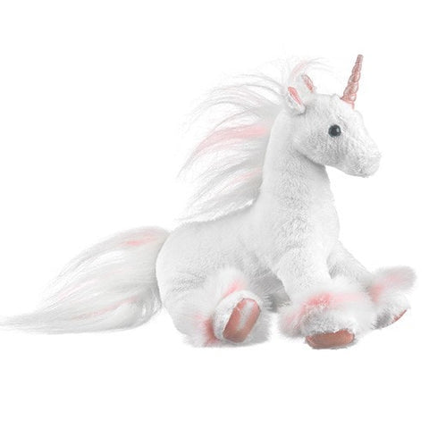 "Plush Unicorn - 11"" - Wildlife Artists - Plush Friends"