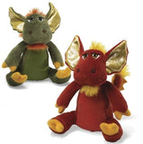 "Roaring Dragon Plush Toys - 6.5"" - Gund - Plush Friends"