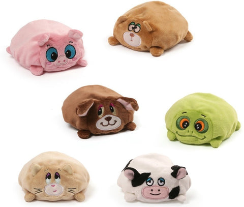 "Squashimals Beanbag Animals - 3.5"" - Gund - Plush Friends"