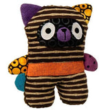 "Stand Up For You Ikimono Plush Raccoon Toy - 6"" - Mary Meyer - Plush Friends"