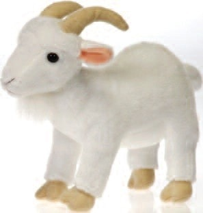 "Standing Plush Goat - 9"" - Fiesta - Plush Friends"
