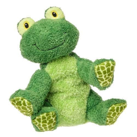 "Sweet Fletcher the Frog Plush - 9"" - Mary Meyer - Plush Friends"