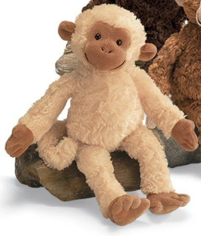 "Swingsley the Monkey - 11"" - Gund - Plush Friends"
