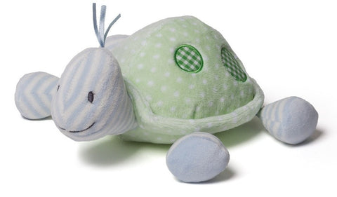 "Teller the Stuffed Turtle Toy - 10"" - Baby Gund - Plush Friends"