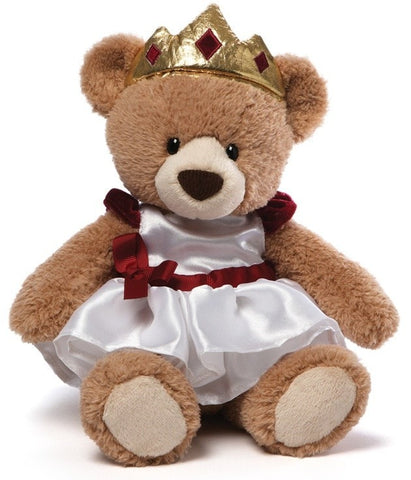 "Twinkle Toes the Holiday Ballerina Teddy Bear - 13"" - Gund - Plush Friends"