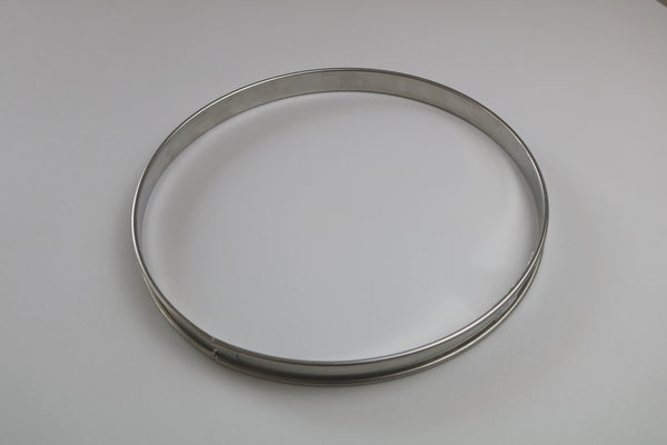 Picture of a round pie ring