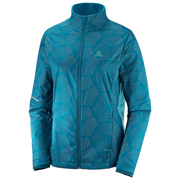 Salomon Agile Warm JKT W - O'Reilly Sports