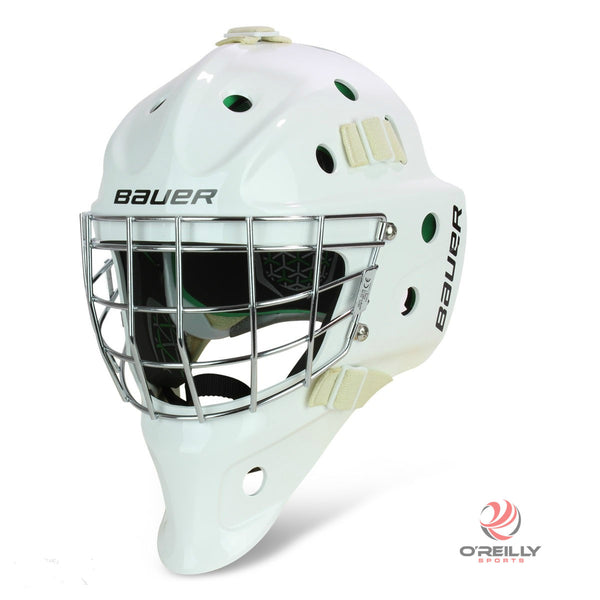 Bauer NME 4 Goalie Mask - O'Reilly Sports