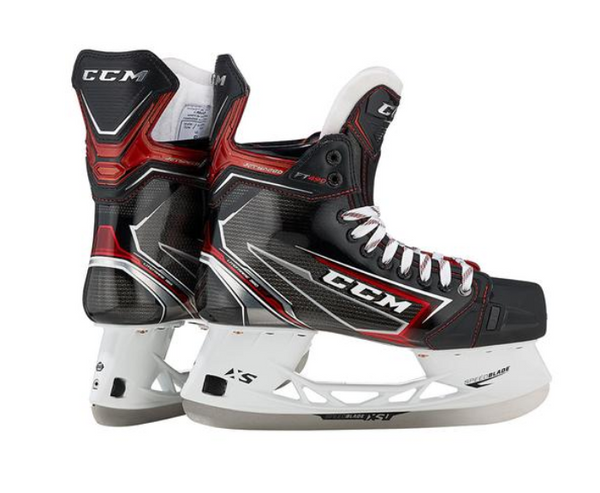 CCM FT490 SR Hockey Skate - O'Reilly Sports