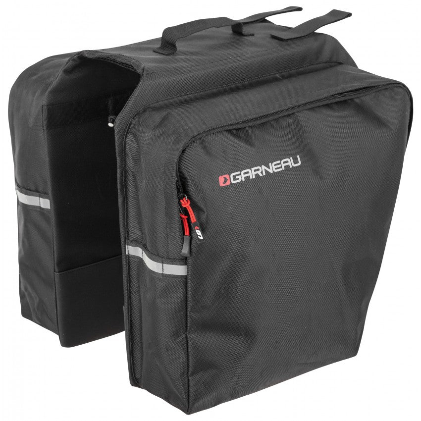 Garneau City Pannier 16L Cycling Bag - O'Reilly Sports