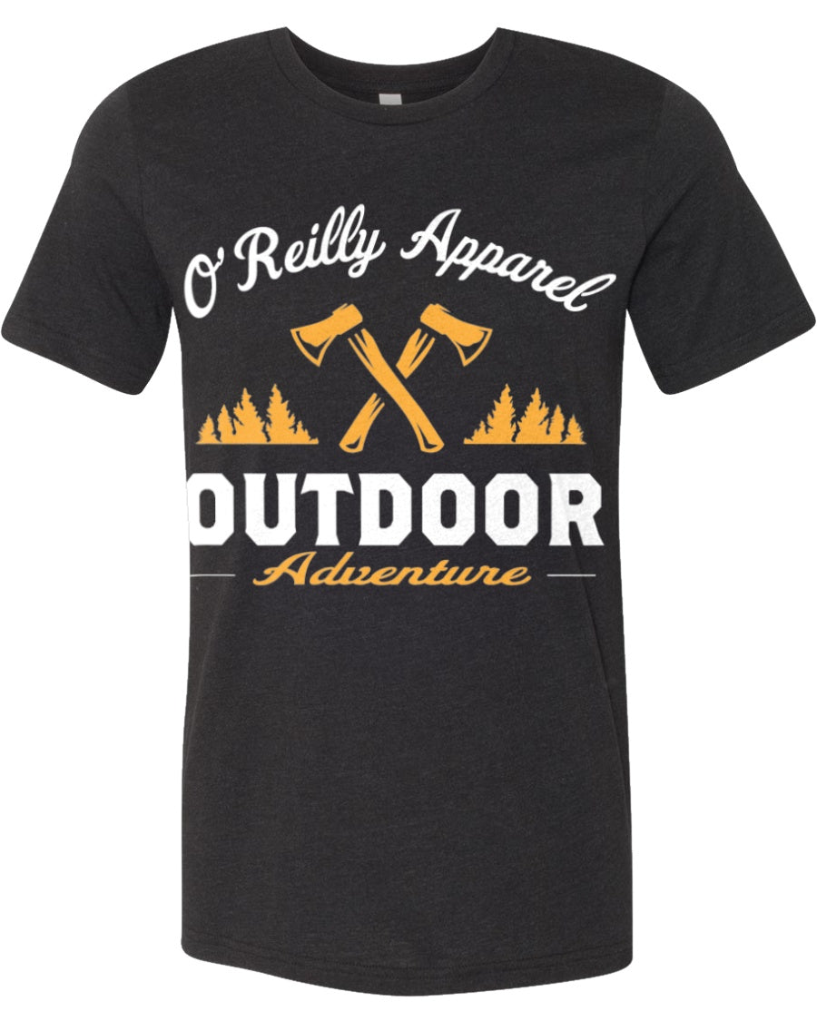 Outdoor Adventure - Black Heather - O'Reilly Sports