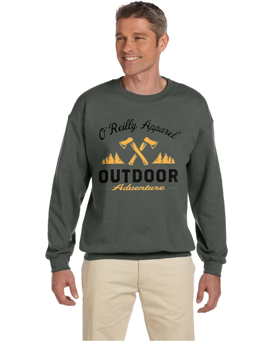 Outdoor Adventure - Sweater - O'Reilly Sports