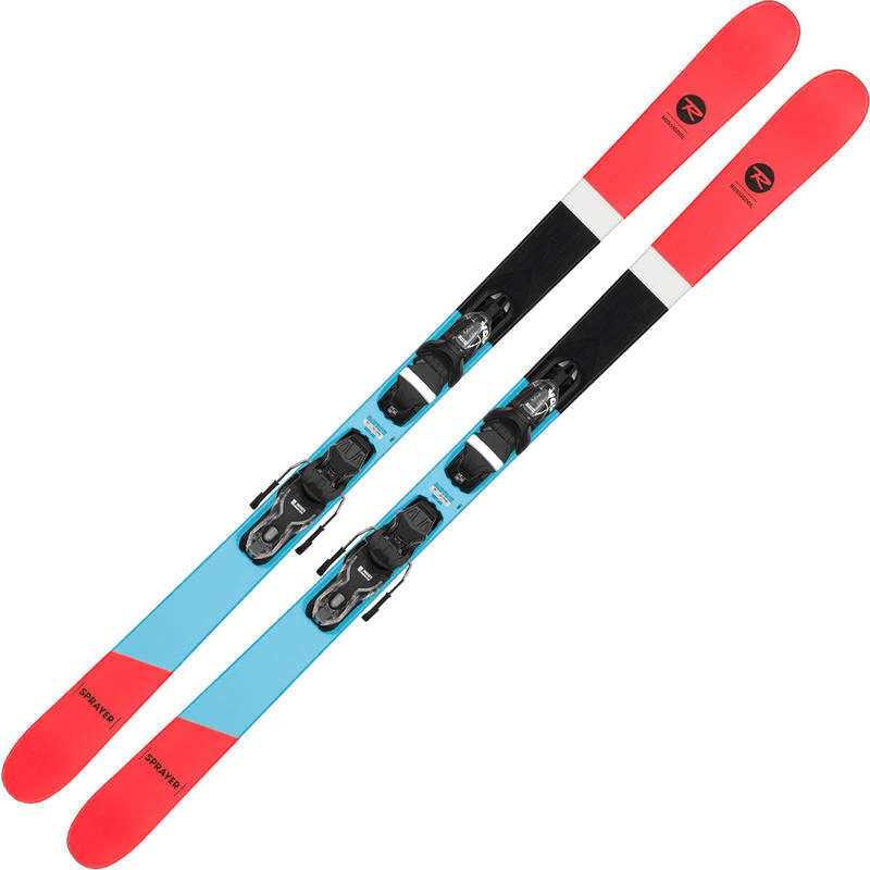 Rossignol Sprayer with Bindings - O'Reilly Sports