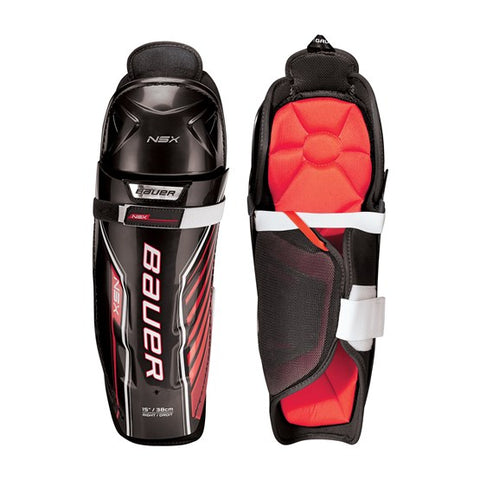 Bauer NSX JR Shin Guards - O'Reilly Sports