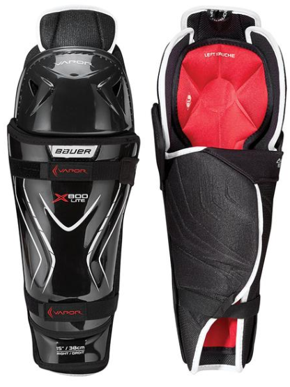 Bauer Vapor X800 Lite Sr Shin Guard - O'Reilly Sports