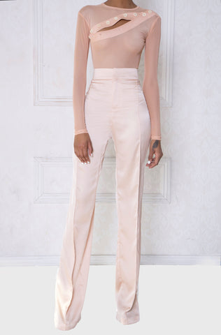 Baby High Waist Trousers