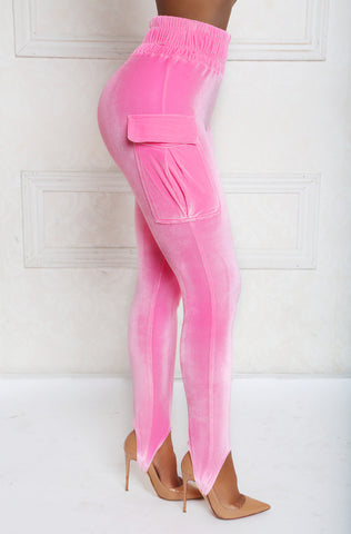 Lotus Cargo High Waist Stirrup Leggings