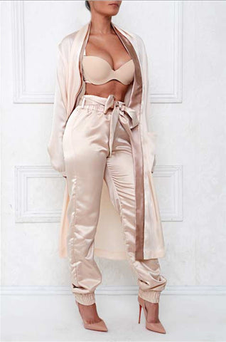 Milan High Waist Pants