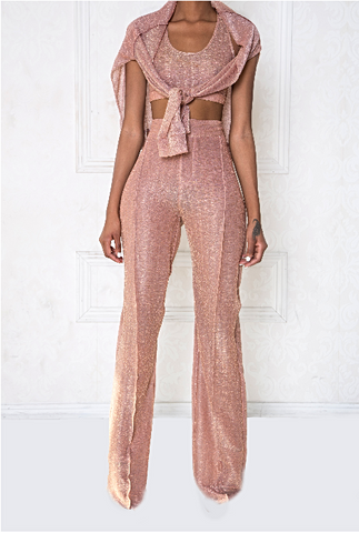 24K High Waisted Trousers