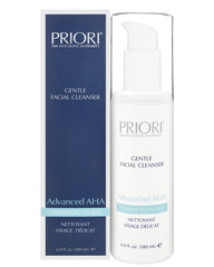 PRIORI Advanced AHA Gentle Facial Cleanser 180ml