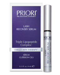 PRIORI Lash Recovery Serum with Triple Lipopeptide Complex 4ml
