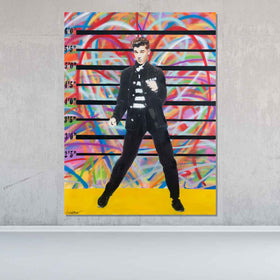 Heartthrob Original Painting - Originals - Spencer Couture Art