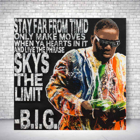 Sky's The Limit - Prints - Spencer Couture Art
