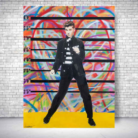 Heartthrob - Prints - Spencer Couture Art