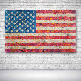 Our Flag - Prints - Spencer Couture Art