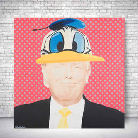 The Donald - Prints - Spencer Couture Art
