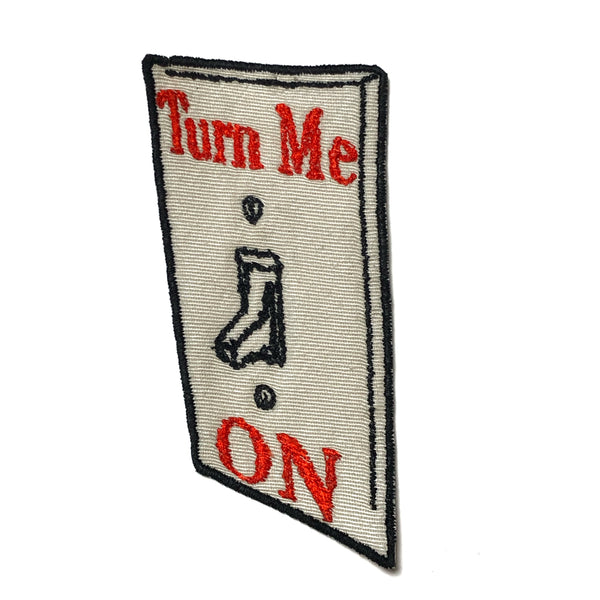 Turn Me On Patch